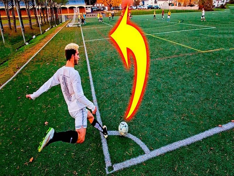 bắt kèo góc bóng đá